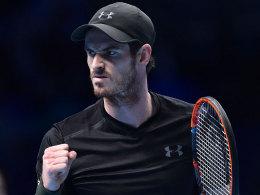 Wie eine Nummer 1: Murray legt Traumstart hin