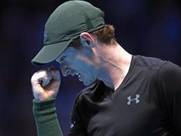 Nach über drei Stunden! Murray ringt Nishikori nieder
