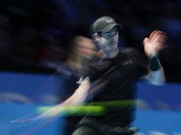 Marathon-Match: Murray kämpft sich ins Finale