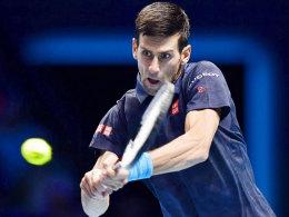 Djokovic folgt Murray im Schnelldurchgang