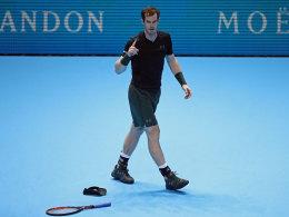 Murray krönt sein unfassbares Jahr und bleibt die Nr. 1