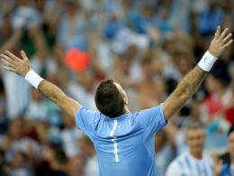 Argentinien feiert den