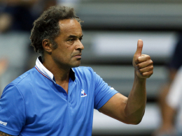 Noah übernimmt französisches Fed-Cup-Team