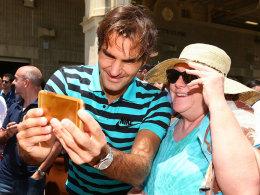 Federer: Kein Gedanke an Karriereende