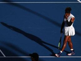 Görges im Viertelfinale - Williams-Schwestern sind raus