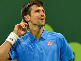 Djokovic schlägt Murray: Titel in Doha verteidigt!