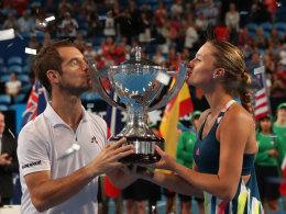 Frankreich gewinnt Hopman Cup