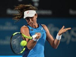 Konta stark: Radwanska verliert Sydney-Finale klar