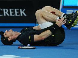 Murray: Klarer Sieg mit Schrecksekunde