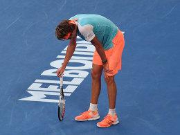 Krampf stört Kampf: Nadal schlägt starken Zverev