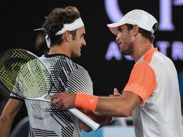 Federer beendet Zverevs