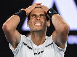 Nostalgie-Finale! Nadal gewinnt Dimitrov-Krimi