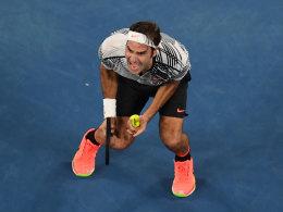 Gigantisch! Federer bezwingt Nadal in fünf Sätzen