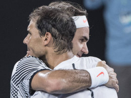 Federer will noch