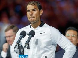 Nadal sagt Davis-Cup-Teilnahme ab