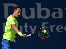 Kohlschreiber trifft auf Andy Murray