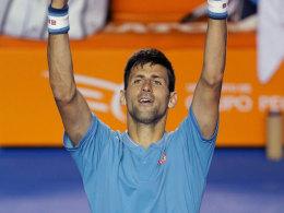 Djokovic gelingt Revanche - Nadal wieder souverän