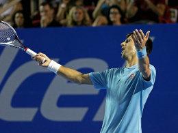 Nächster Rückschlag: Djokovic scheitert in Acapulco