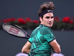 Federer, Djokovic und Nadal feiern Auftaktsiege