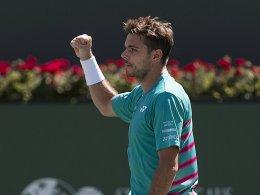 Schweizer Endspiel: Federer folgt Wawrinka