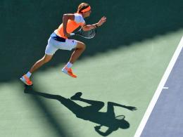 6:0, 6:3! Zverev überrollt Lu - Federer weiter