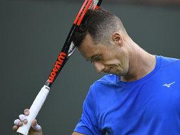 Perfekter Beginn: Doch Kohlschreiber scheitert an Nadal
