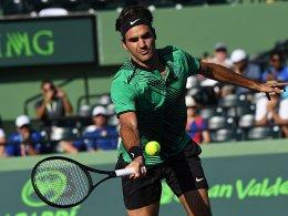 Federer wehrt Matchbälle ab - jetzt gegen Zverev?