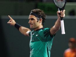 Tiebreak-Krimi: Federer macht Traumfinale perfekt