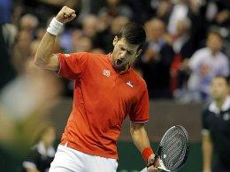 Djokovic zufrieden - Baghadtis verliert nach 14 Jahren