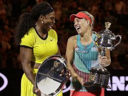 Kerber verliert Spitzenposition an Serena Williams