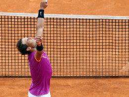 Decima für Nadal: Der Tennis-Fürst von Monte Carlo