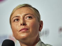 Sharapova: