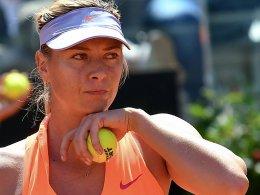 Keine Gnade: French Open ohne Sharapova