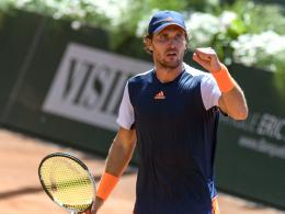 Final-Debüt! Mischa Zverev schaltet Nishikori aus