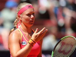 Bertens gewinnt erneut Nürnberger Tennisturnier