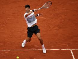 Djokovic und Nadal locker - Muguruza müht sich