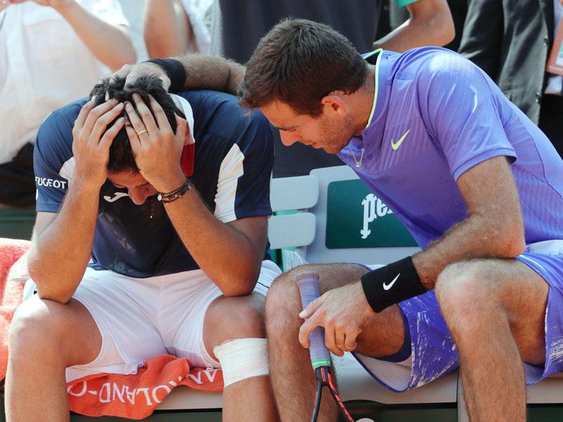 French Open: Murray überzeugt gegen Del Potro