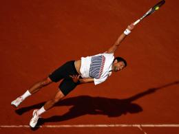 Thiem düpiert Djokovic - jetzt wartet Nadal