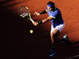 Nadal nur noch einen Sieg von