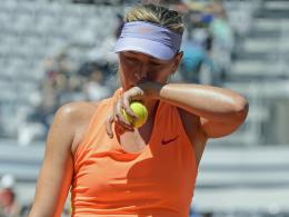 Sharapova sagt Wimbledon verletzungsbedingt ab