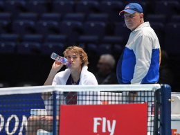 Alexander Zverev holt Lendl ins Boot