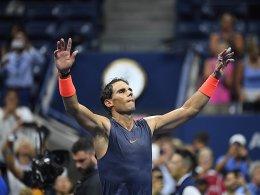 Nadal gewinnt Fünf-Satz-Krimi gegen Thiem