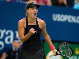 Zum fünften Mal: Kerber beim WTA-Finale dabei