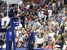 Tennis-Verband stärkt Schiedsrichter Ramos