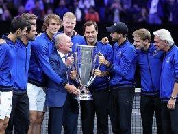 Zverev eiskalt: Team Europa gewinnt Laver Cup