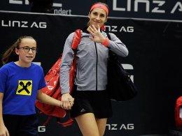 Görges geschlagen: Petkovic zeigt Kämpferherz