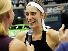 Ganz souverän: Petkovic spaziert ins Linzer Halbfinale