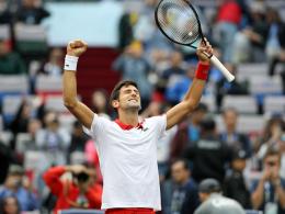 Zverev geht unter: Djokovic schon wieder im Finale