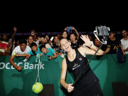 Pliskova im Halbfinale - Wozniacki hat Arthritis