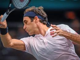LIVE! Zverev und Federer weiter - Nishikori vs. Anderson